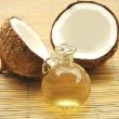 Le lait de coco pour de beaux cheveux